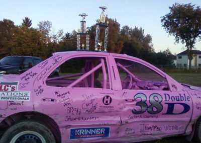 Derby Racer for the Cancer Program Sponsorship